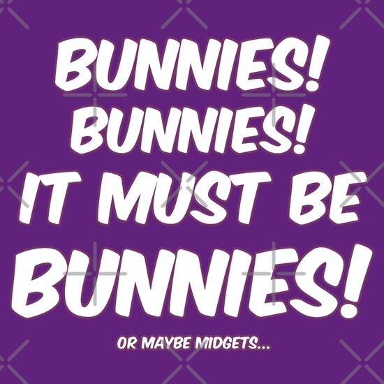TShirtGifter presents: It must be bunnies