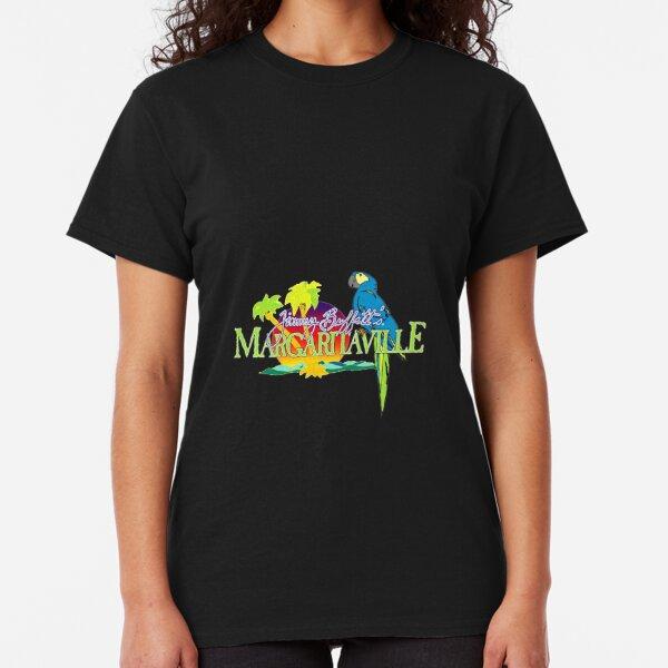 JIMMY MARGARITAVILLE BUFFETT  Classic T-Shirt