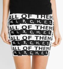All of Them Witches V.2 Mini Skirt
