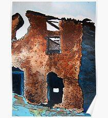 Adobe Ruins Poster