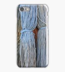 hank wool iPhone Case/Skin