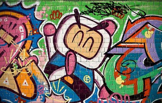 Bomberman by Lamar Francois