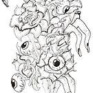 Horror Bouquet by LetZoeSpoilYou