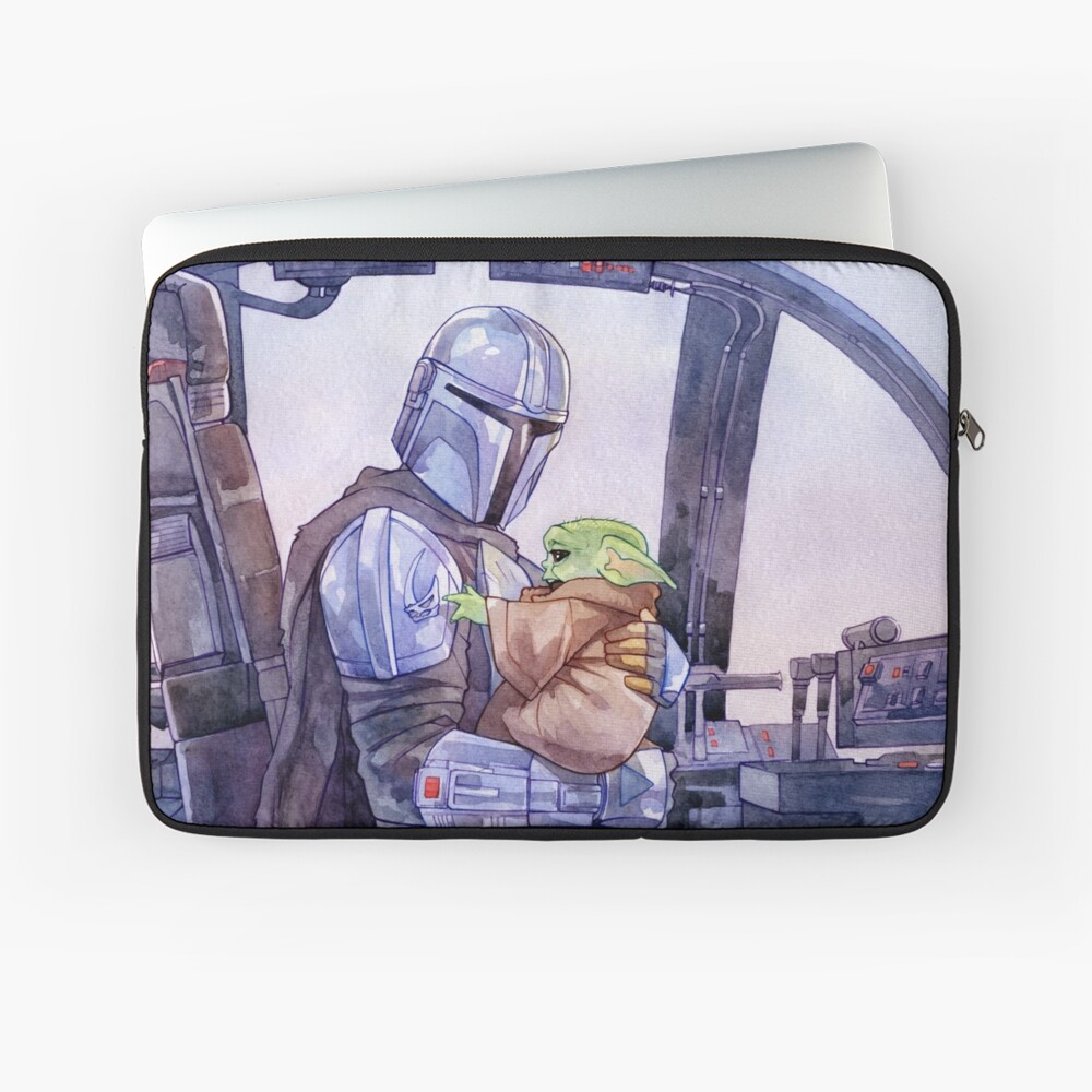 A Clan of Two Laptop Sleeve