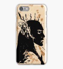 Elven king iPhone Case/Skin