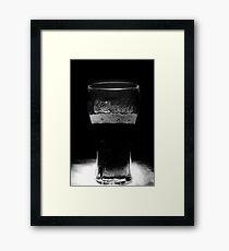 Cola Framed Print