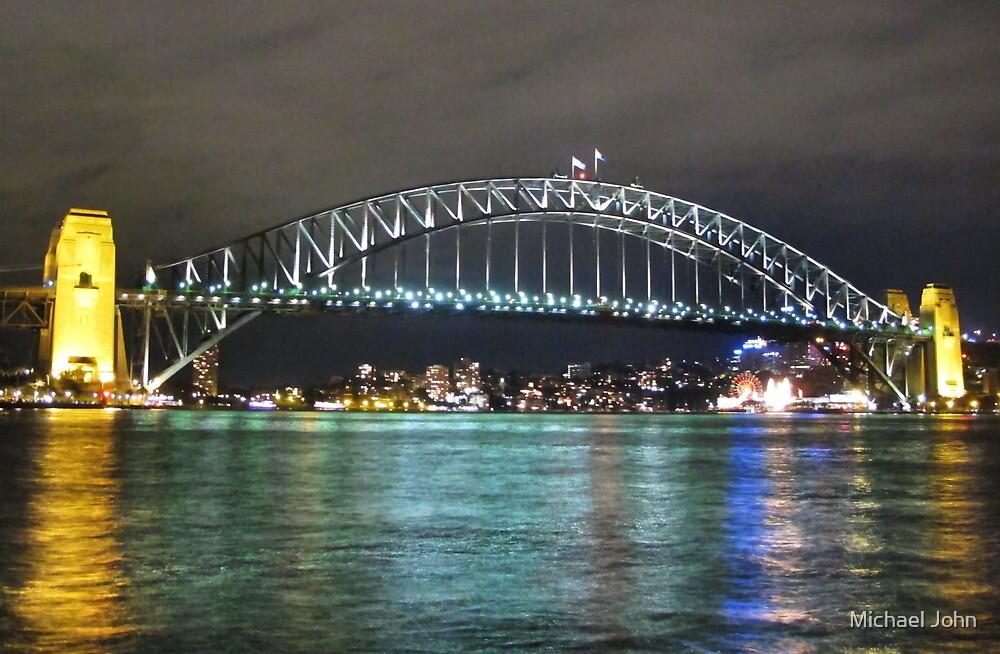 Sydney Harbour Bridge by Michael John