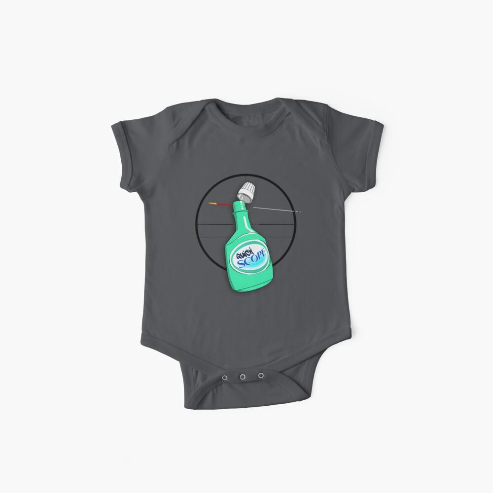 ¡Rapido apuntamiento! Body para bebé