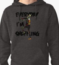 zombie shuffle Pullover Hoodie