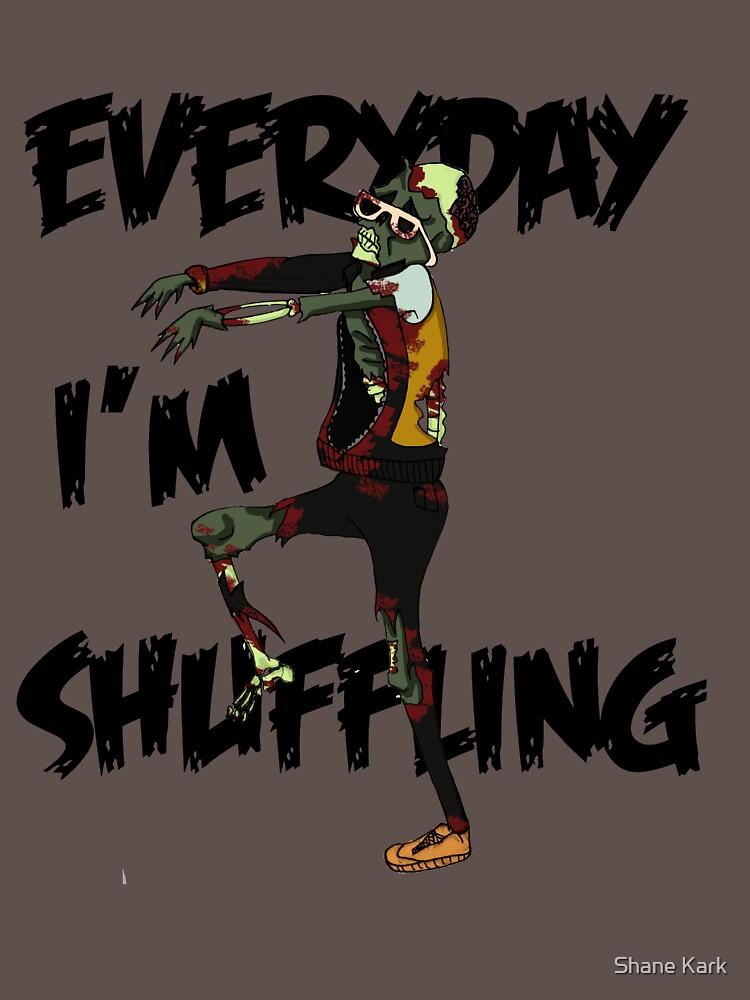 zombie shuffle | Unisex T-Shirt