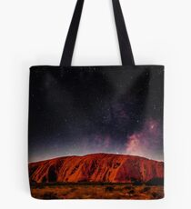 The Dreaming Rock - Night Tote Bag