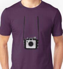 Vintage Camera Kodak Brownie Chiquita 127 Film Unisex T-Shirt