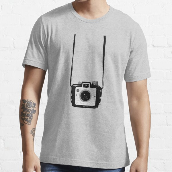 Vintage Camera Kodak Brownie Chiquita 127 Film Essential T-Shirt
