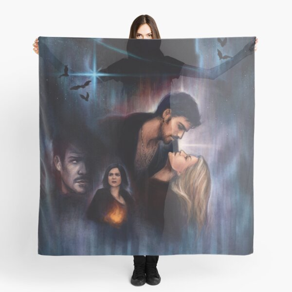 Movie Poster Scarf