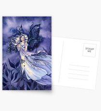 Fairy Fay Faery Fantasy Art by Janna Prosvirina Postcards