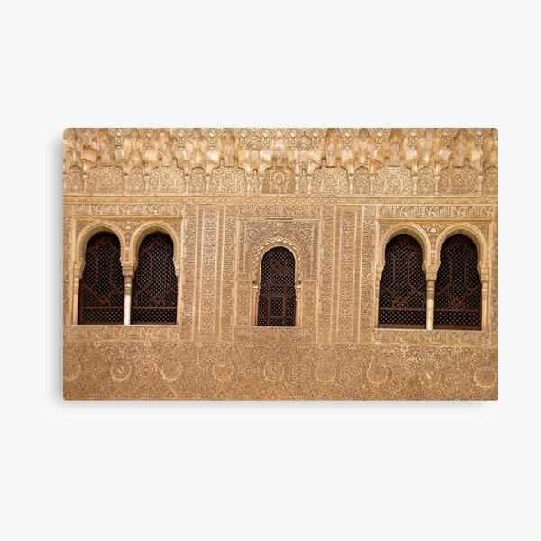 Detalle de Alhambra 1 Lienzo