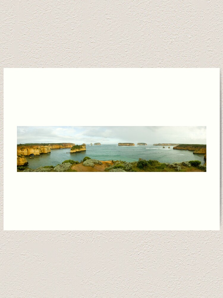Alternate view of Bay of Islands Art Print