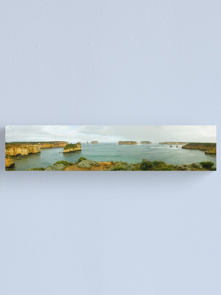 Alternate view of Bay of Islands Canvas Print