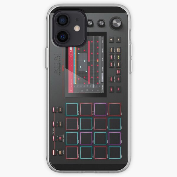 Phone case Akai MPC Live iPhone Soft Case