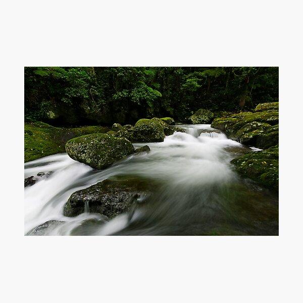 Lamington Flows Photographic Print