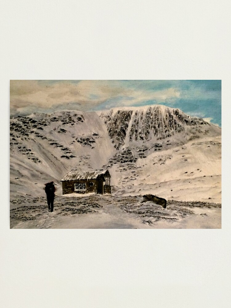 Alternate view of Scottish Highlands - Wall Art Photographic Print