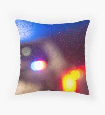 Storm Cruiser Throw Pillow