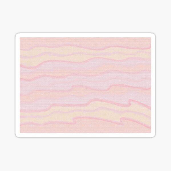 Love Waves Sticker