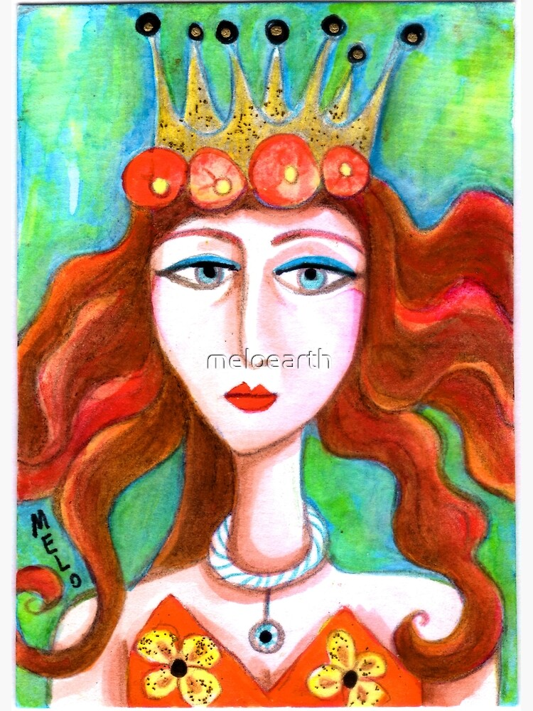 Queen of Everything by meloearth