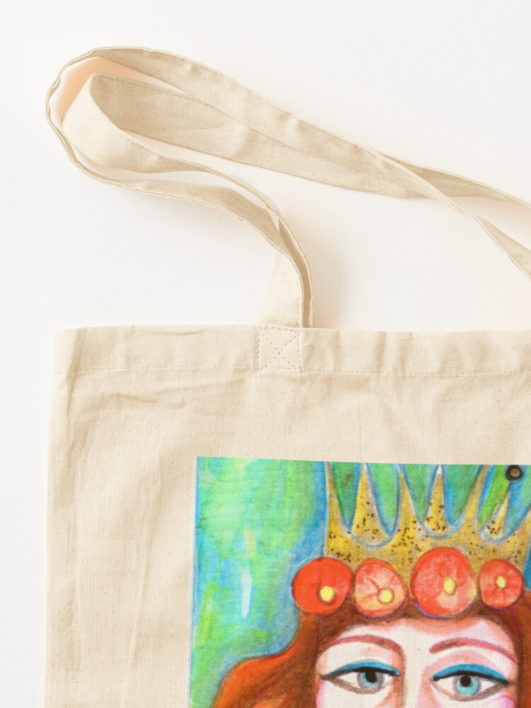 Alternate view of Queen of Everything Tote Bag