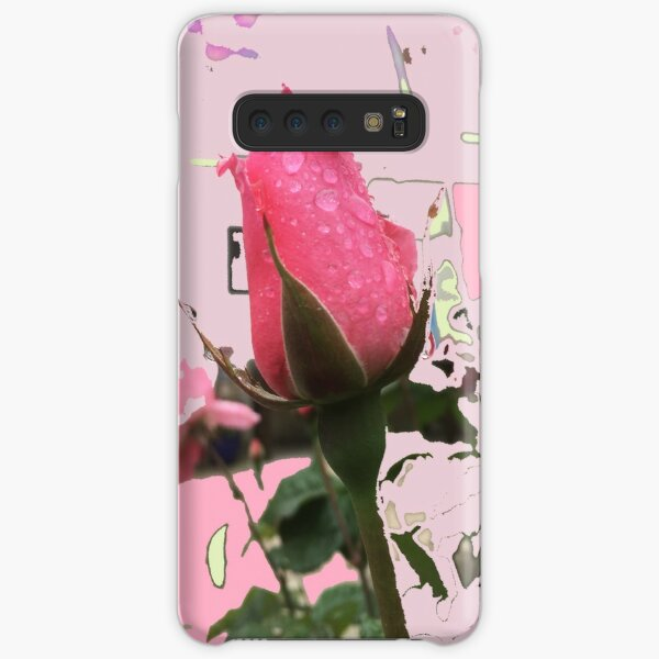 Rain Rose Samsung Galaxy Snap Case