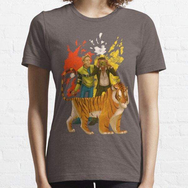 DR2 Co-op Nova & Sp00n Essential T-Shirt