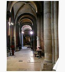 St Germain de pres(Paris)  Poster