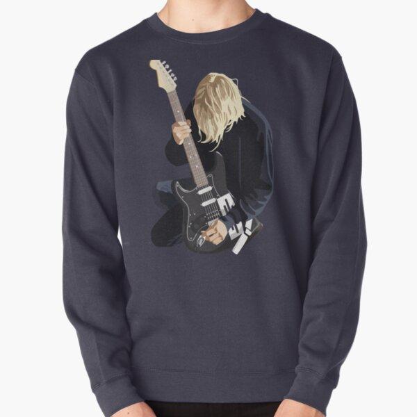 Portrait de vecteur de grunge Sweatshirt épais