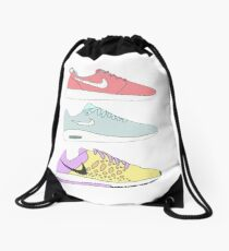 All about SHOES - TUMBLR STYLE Drawstring Bag