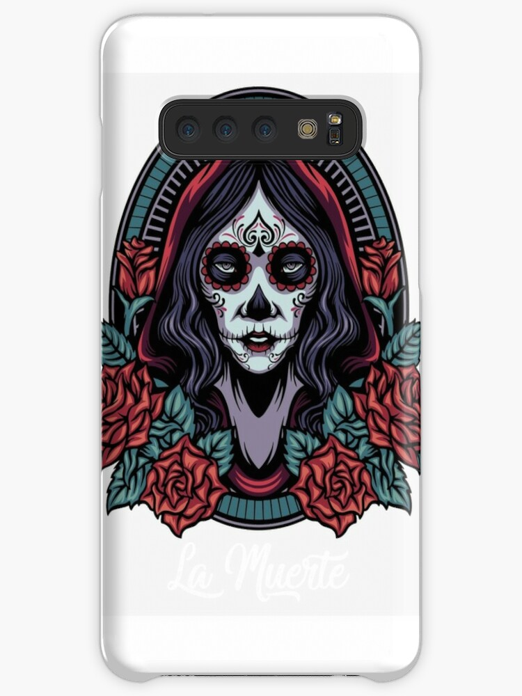cover samsung s8 teschio messicano