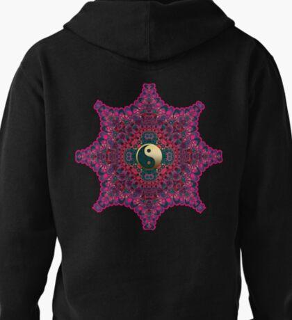 Goa for Gold Yin Yang Mandala T-Shirt