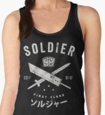 SOLDIER Women's Tank Top
