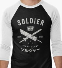 SOLDIER Men's Baseball ¾ T-Shirt