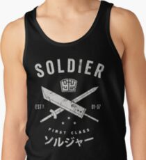 SOLDIER Tank Top