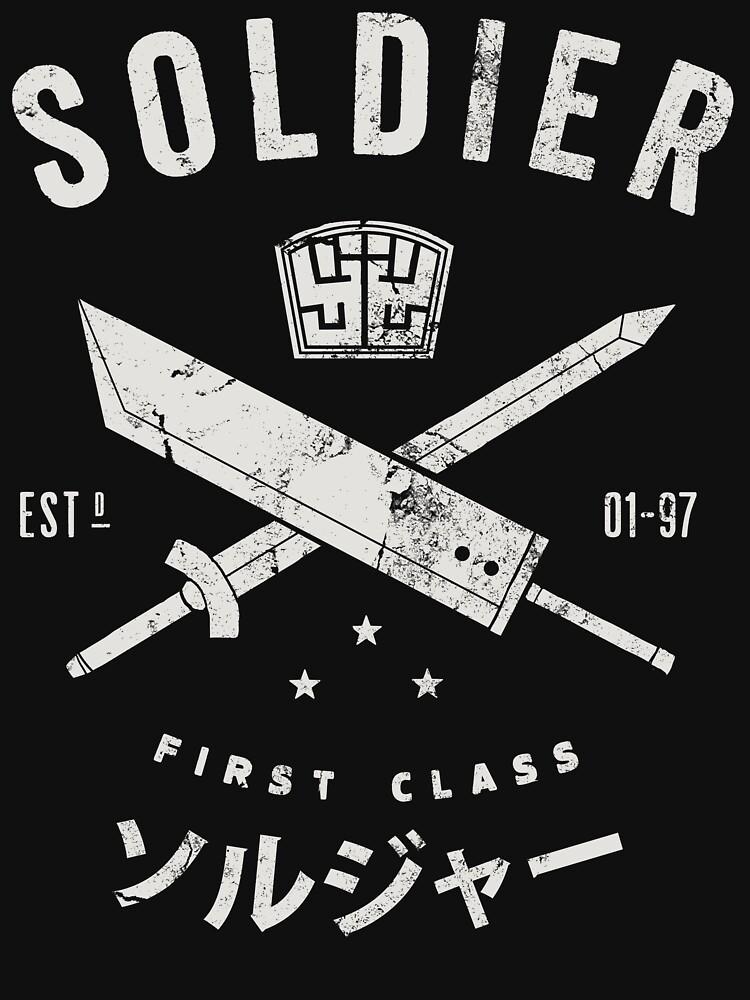 SOLDIER by junkenheimer