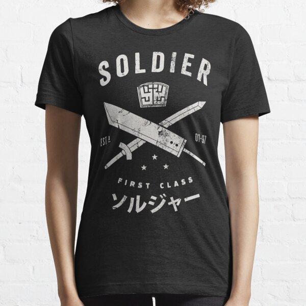 SOLDADO Camiseta esencial