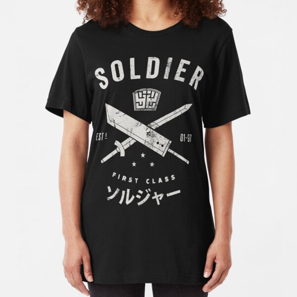 SOLDIER Slim Fit T-Shirt