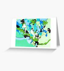 Darvish Greeting Card