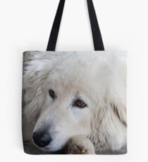 Winery Dog Maremma Tote Bag