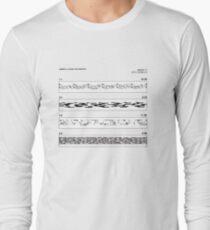 Airport - Empty Long Sleeve T-Shirt