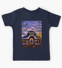 Noddle's Island Pavilion, East Boston  Kids Tee