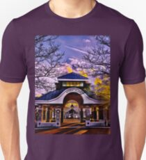 Noddle's Island Pavilion, East Boston  T-Shirt