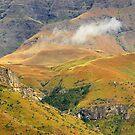 Distant slope by Rudi Venter
