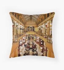 Adelaide Arcade 2 Throw Pillow