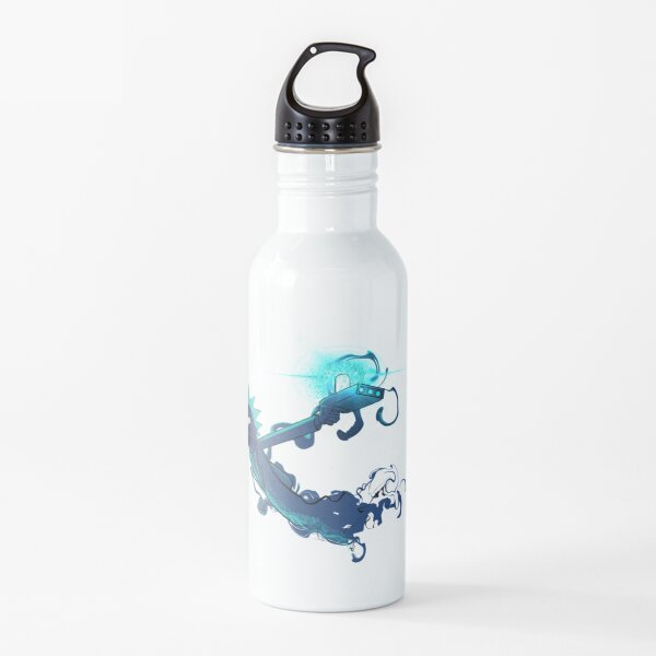 Rick Sanchez Blast em! Water Bottle
